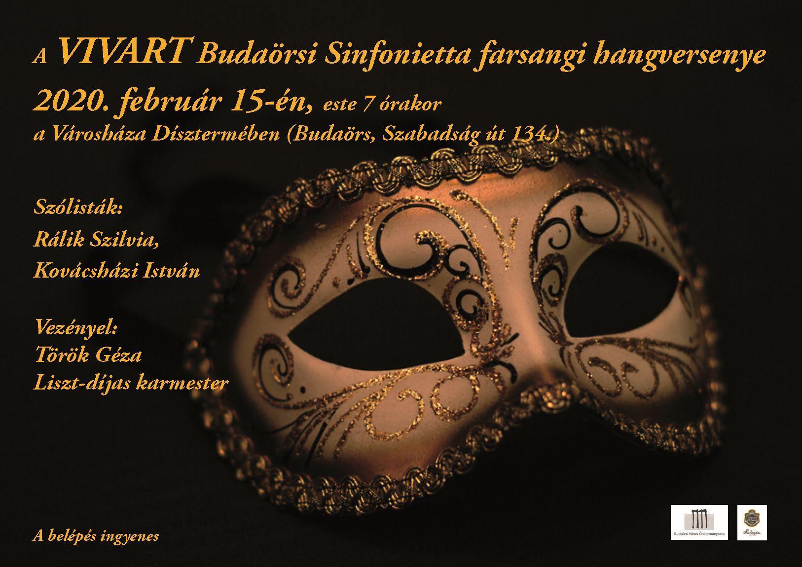 Vivart Farsangi koncert