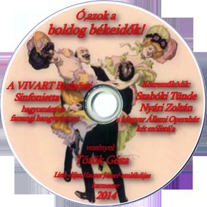 Farsangi hangverseny - VIVART DVD kiadványa